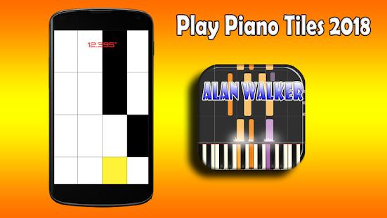 Alan Walker Piano Master Game - náhled
