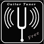Free Guitar Tuner Icon