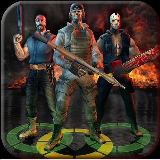 zombie Pertahanan