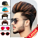 Boys Hair Styles and Editor icon