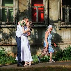 Wedding photographer Olga Nikolaeva (avrelkina). Photo of 01.04.2018