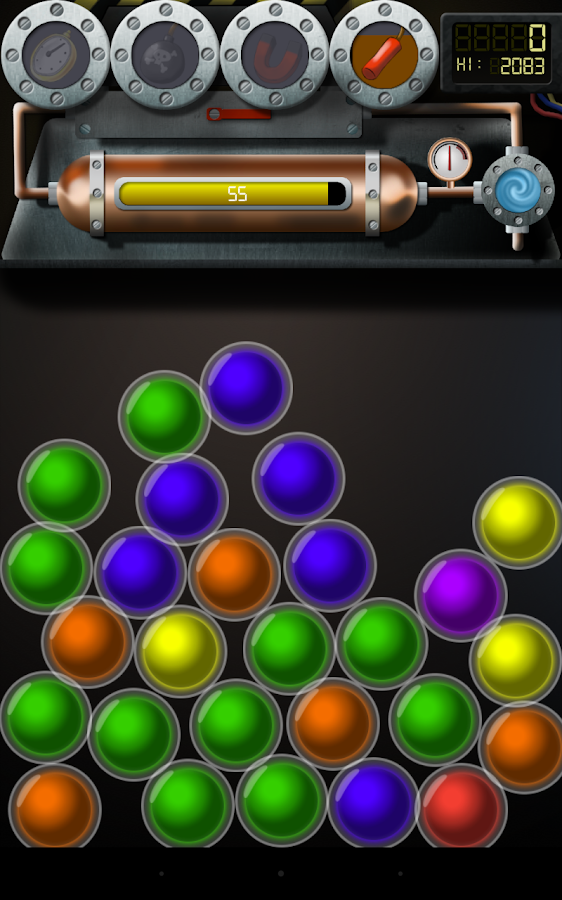 Bubble Alkemist- screenshot