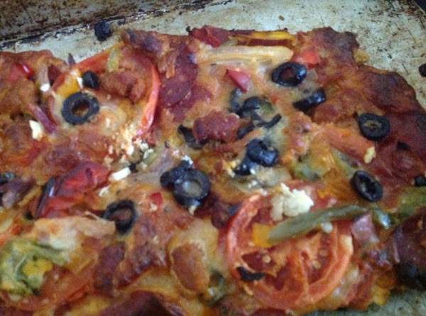 Homestyle Pizza Recipe