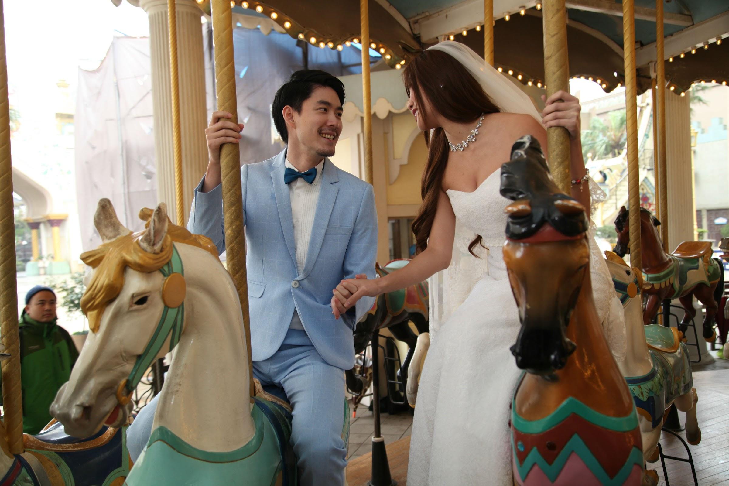 六福村-夢幻婚禮