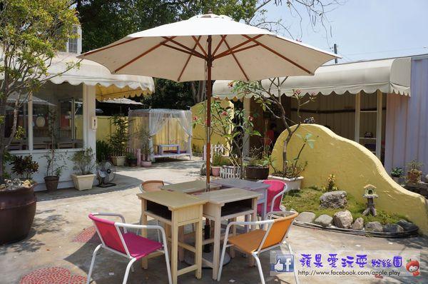 庭園餐廳~【新.不老橋】