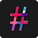 Hash Tags Social Media Post Booster - Hast Tags icon