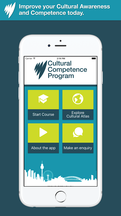 Cultural Competence Program - Business- screenshot