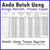 Unduh Kredit Pinjaman Uang Gratis