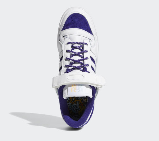 Donovan Mitchell x adidas Forum Low Now Available