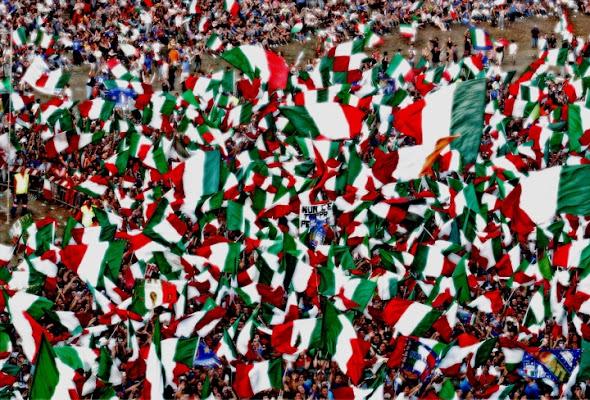 Un'estate italiana Nannini  Bennato di Maurizio Valentini