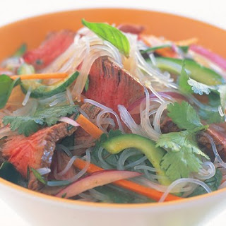 Beef And Noodle Salad