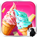 Ice Cream Maker Free Kids Game icon