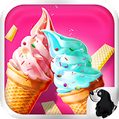 Ice Cream Maker Free Kids Game