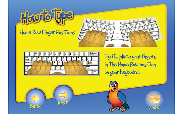 Typing Instructor Web for Kids