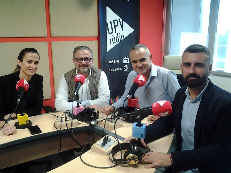 Hablemos de Fallas en UPV-RADIO. Programa nº 61. Pere Fuset