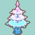 クリスタルなツリー