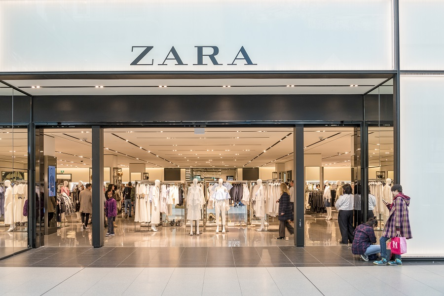 Inditex Selling Zara Stores In Spain As Online Purchasing