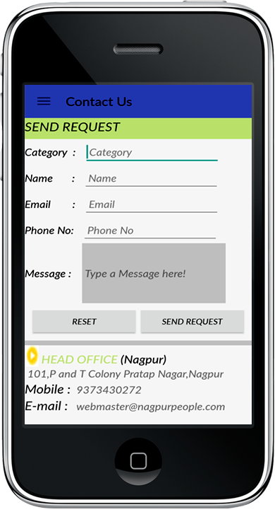 Nagpur People- screenshot