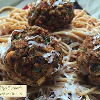 Italian Veggie Meatballs.