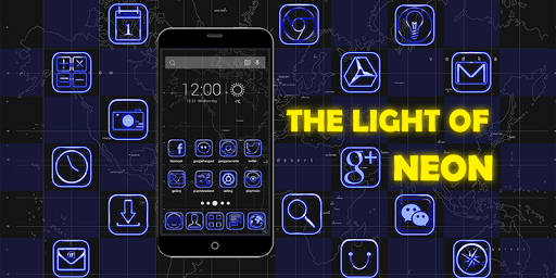 The Light of Neon Solo Theme