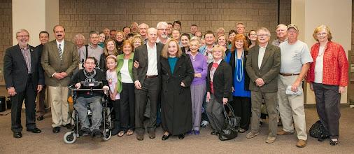 Photo: Ron Howard in Greensboro, NC  (10/23/2014)