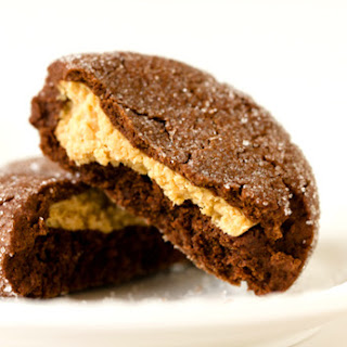 Buckeye Peanut Butter Cup Cookies
