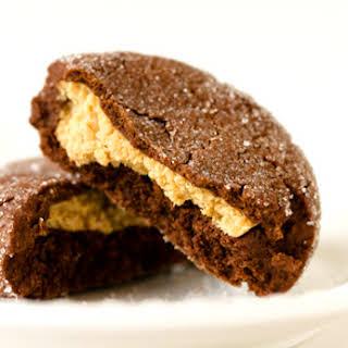 Buckeye Peanut Butter Cup Cookies.