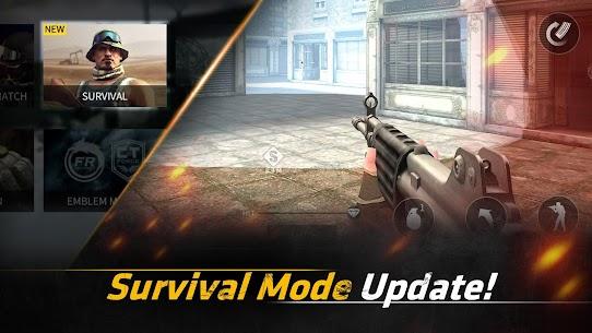 Point Blank: Strike Mod 2.5.4 Apk [Unlimited Ammo/Weapons] 2