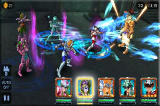 Guide Saint Seiya Soldiers Soul 1.0 screenshots 4