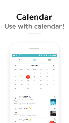 Daily Life - My Diary, Journal android2mod screenshots 6