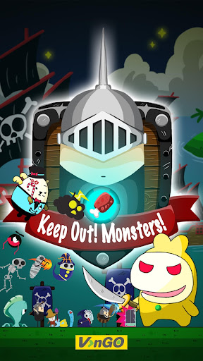 Keep Out Monsters