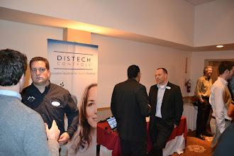 Photo: Distech Controls - ASHRAE OVC November Meeting Tabletop Display