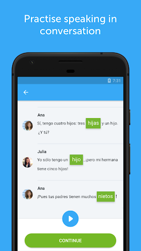 busuu - Easy Language Learning 12.2.1.27 screenshots 4