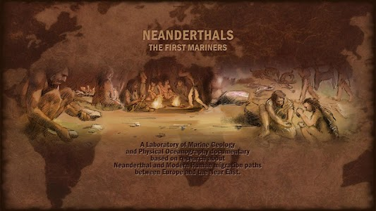 Neanderthals-TheFirstMariners screenshot 0