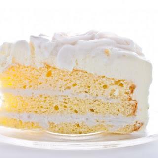 Bacardi Pina Colada Cake.