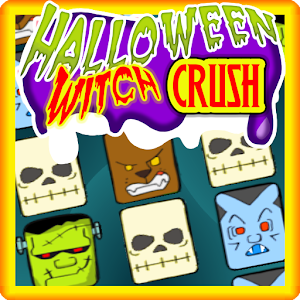 Apk game  Halloween Witch Crush (FULL)   free download