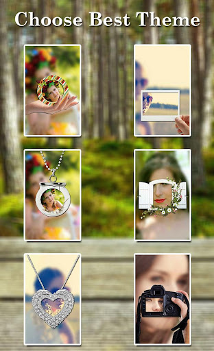 PIP Camera Lock Screen