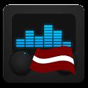 Latvia radio icon