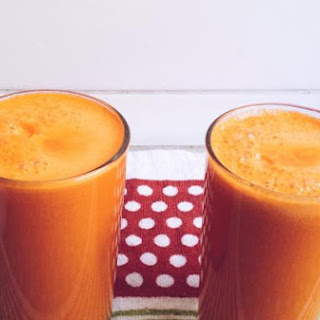 Detox Orange Carrot Juice