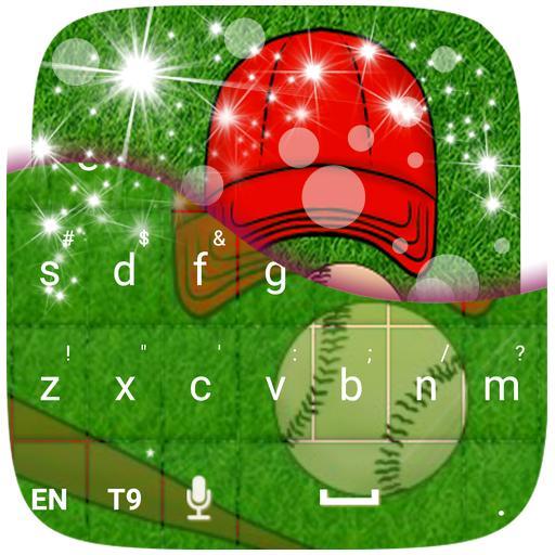 ベースボールキャップのキーボード 個人化 App LOGO-APP試玩