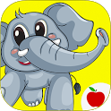 Animal Sounds Free Kids Games icon