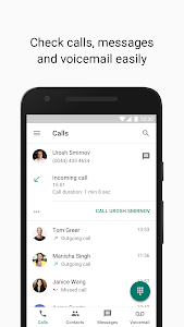 Google Voice 2019.07.232051384 (394474) (Armeabi-v7a) (AdFree)