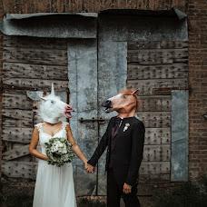 Wedding photographer Davide Saccà (DavideSacca). Photo of 03.09.2018