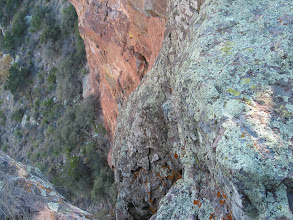 Photo: Big Bend - looking over the rim
