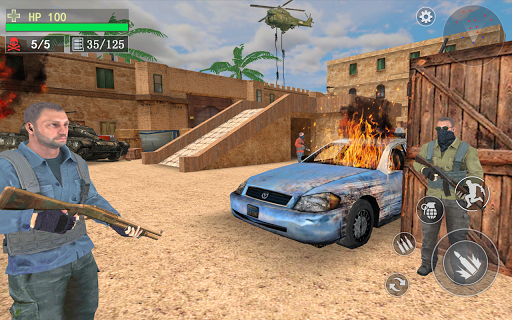 Counter Terrorist--Top Shooter 3D screenshot 14