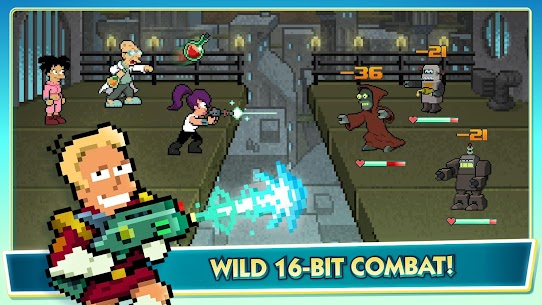Futurama: Worlds of Tomorrow Mod Apk 1.6.6 4