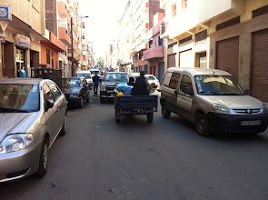 Photo: En Sens Interdit à Casablanca