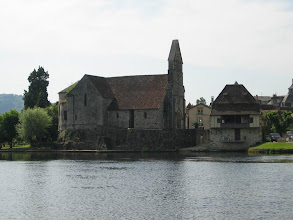 Photo: Chapelle des Pénitents à Beaulieu/Dordogne
