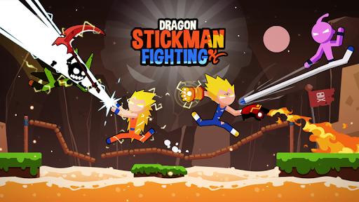 Stickman Dragon Fight Supreme Stickman Warriors 1 3 2 Mod Apk Crack Unlimited Money Download