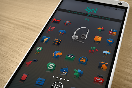 Reflector - Icon Pack v1.1